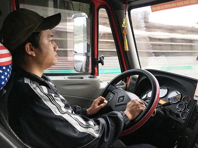 thói quen của tài xế